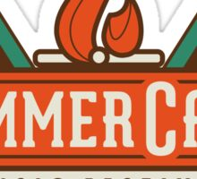 SUMMER CAMP MUSIC FESTIVAL 2016 Sticker