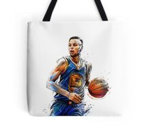 Stephen Curry | MVP | BasketBall Tote Bag