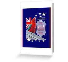This Is Australia iPad Case Greeting Card