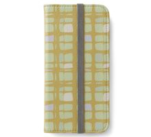 Airline (gold) iPhone Wallet/Case/Skin