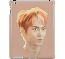 NCT Doyoung Fanart iPad Case/Skin
