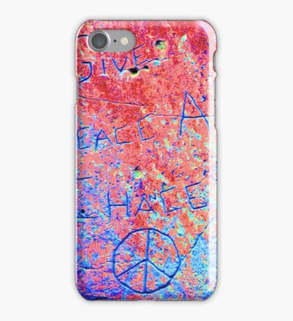 All We Are Saying... iPhone Case/Skin