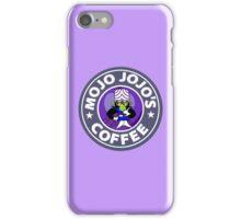 Mojo Jojo's Coffee iPhone Case/Skin