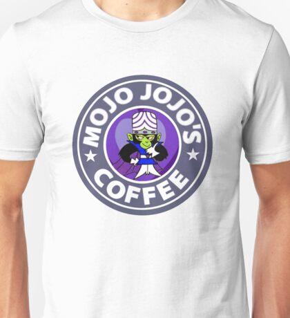 Mojo Jojo's Coffee Unisex T-Shirt