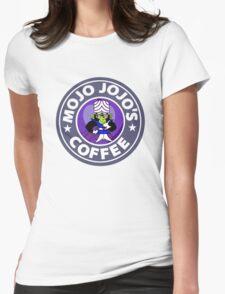 Mojo Jojo's Coffee Womens Fitted T-Shirt