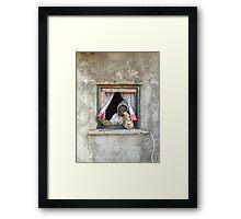 Comeback Home Framed Print