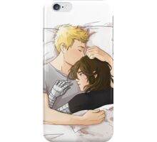 Stucky Cuddles iPhone Case/Skin