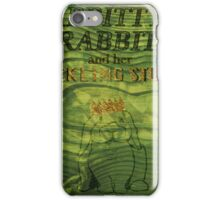 Babbitty Rabbitty and her Cackling Stump iPhone Case/Skin