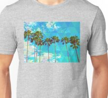 Trees and Triangles Unisex T-Shirt