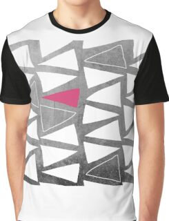 Solo Pink Graphic T-Shirt