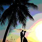 Sunset Romance by judygal