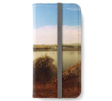 Canberra Foreshore iPhone Wallet/Case/Skin