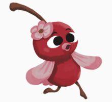 Cherry Bird Kids Tee