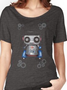 Robot Boomer Women's Relaxed Fit T-Shirt