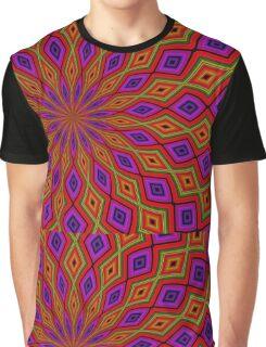 Acid Trip Graphic T-Shirt