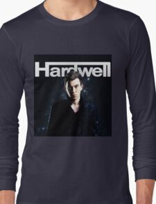 DJ HARDWELL TOP SELLING COVER Long Sleeve T-Shirt