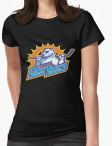 Orlando Solar Bears Roster Womens Fitted T-Shirt