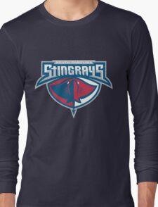 South Carolina Stingrays Roster Long Sleeve T-Shirt
