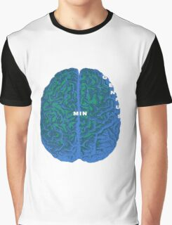 Min Genius Graphic T-Shirt