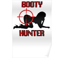 Booty Hunter Poster