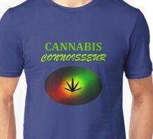 Cannabis Connoisseur Unisex T-Shirt