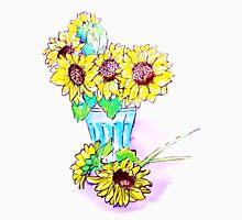 Vase of sunshine Unisex T-Shirt