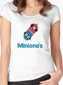 Miniono's Women's Fitted Scoop T-Shirt