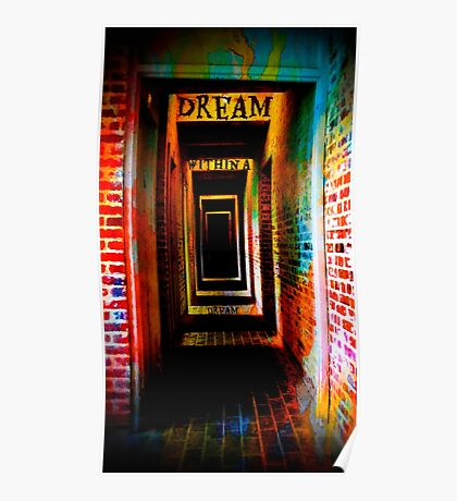 Dream within a Dream Poster