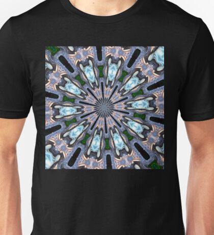 Ten Jumping Frogs Unisex T-Shirt