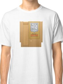 The Legend of Zelda Gold NES Cartridge Retro Gaming Classic T-Shirt