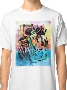 Carousel Horse Classic T-Shirt