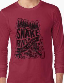 Snake River Guide Co. Long Sleeve T-Shirt