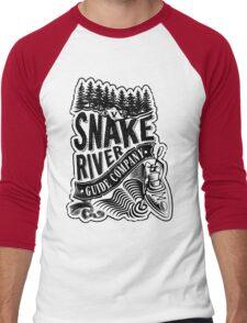 Snake River Guide Co. Men's Baseball ¾ T-Shirt