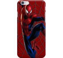 Spider-Man WEB iPhone Case/Skin