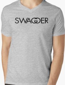 Swagger Mens V-Neck T-Shirt
