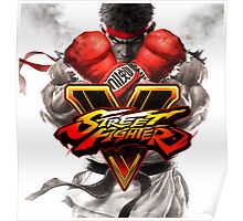 street fighter v best game 2016 nakula Poster