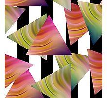Wonderful bright colors! Photographic Print