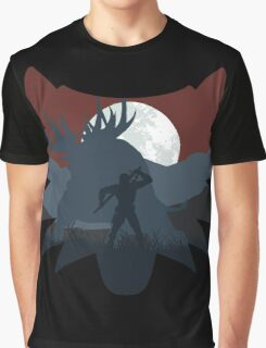 Beast Graphic T-Shirt
