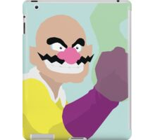 One Waft Man iPad Case/Skin