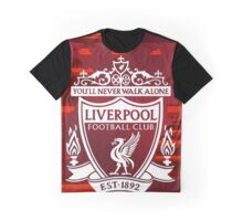 TRibute to Liverpool Graphic T-Shirt