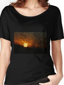 Free State Sunset - Petrusburg, South-Africa ❤❤❤ Women's Relaxed Fit T-Shirt