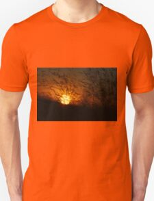 Free State Sunset - Petrusburg, South-Africa ❤❤❤ Unisex T-Shirt