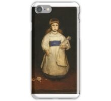 Frank Duveneck (American, ). Mary Cabot Wheelwright iPhone Case/Skin