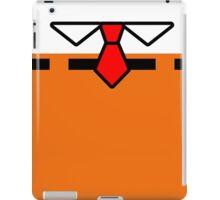 Red necktie iPad Case/Skin