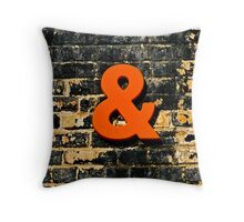 The Joiner Throw Pillow