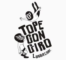 TOPE CON GIRO2 One Piece - Short Sleeve