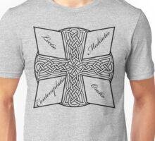 Lectio Divina Cross Unisex T-Shirt