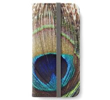 Enchanting Feather iPhone Wallet/Case/Skin