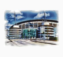 The Etihad Stadium One Piece - Short Sleeve
