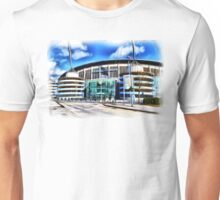 The Etihad Stadium Unisex T-Shirt
